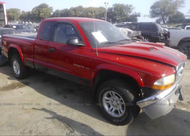 Inventory #326352899 2002 Dodge DAKOTA