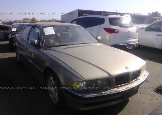 Inventory #146698186 2001 BMW 740