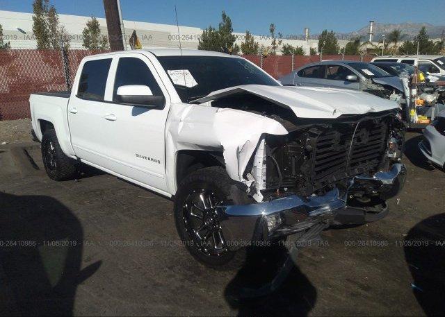 Inventory #504065247 2018 Chevrolet SILVERADO