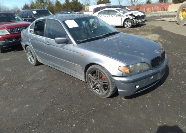 Inventory #877085192 2005 BMW 330