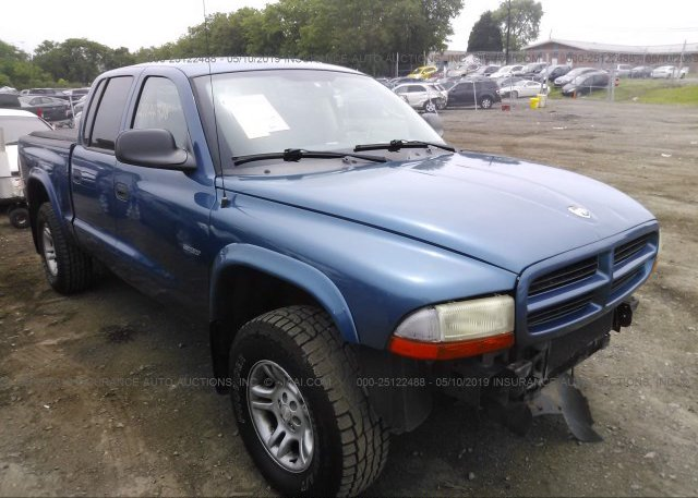 Inventory #298434897 2002 Dodge DAKOTA