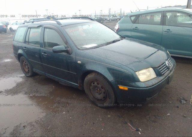 Inventory #565379799 2002 Volkswagen JETTA