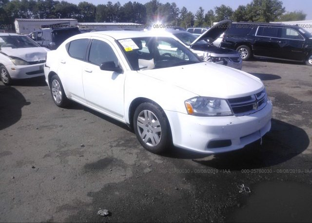 Inventory #915374574 2011 Dodge AVENGER
