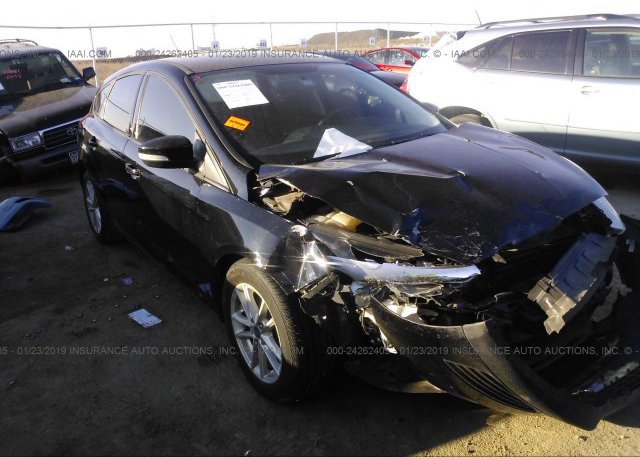 Inventory #544036678 2016 FORD FOCUS
