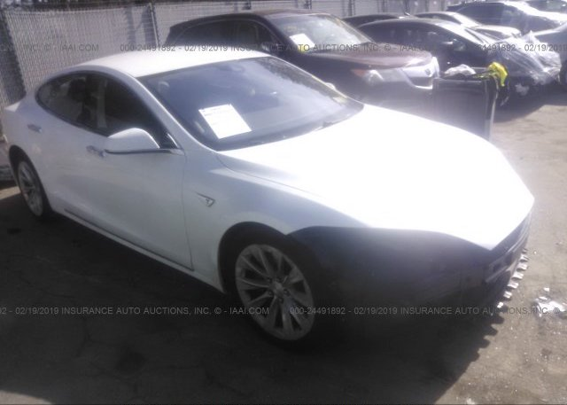 Inventory #307641209 2016 Tesla MODEL S