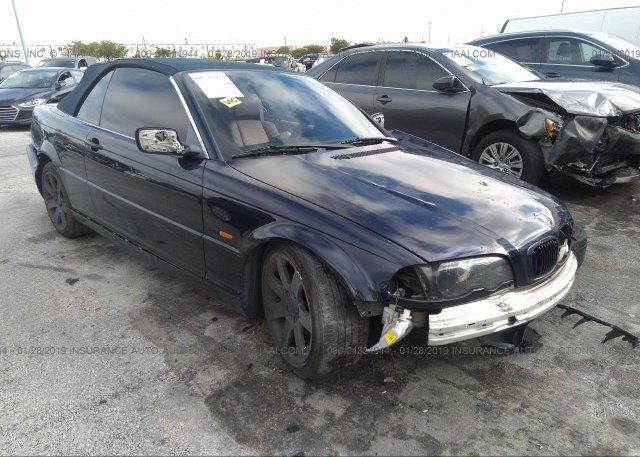 Inventory #818830719 2001 BMW 325