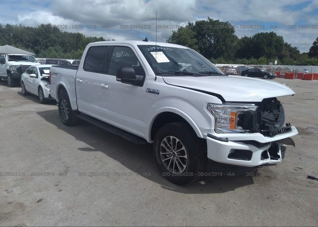 Inventory #868248469 2019 FORD F150