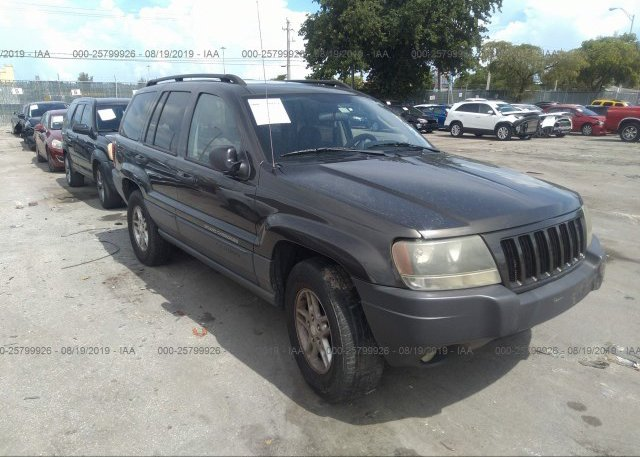 Inventory #769069574 2004 JEEP GRAND CHEROKEE