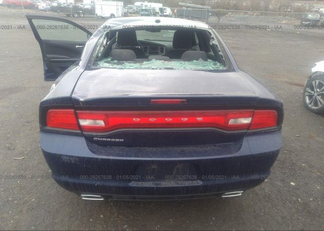 2C3CDXBG8EH275546 2014 DODGE CHARGER