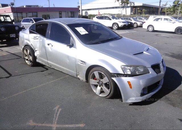Inventory #240787861 2009 Pontiac G8