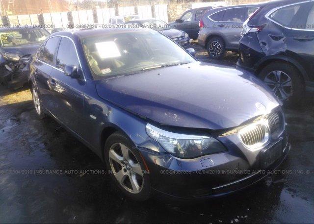 Inventory #824613759 2008 BMW 535