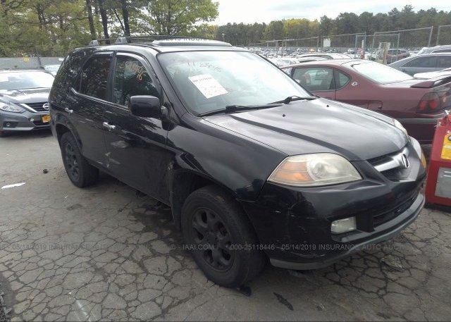 Inventory #582632708 2002 Acura MDX