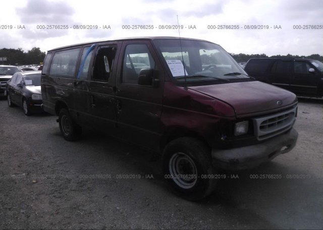 Inventory #113945544 2002 FORD ECONOLINE