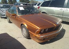 1989 BMW 635