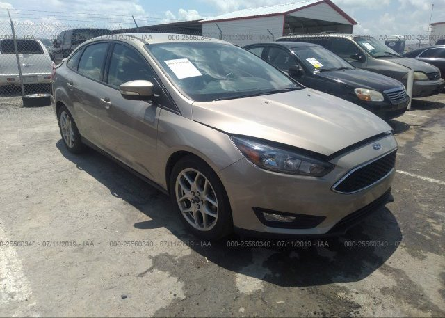 Inventory #921132814 2015 FORD FOCUS