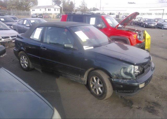 Inventory #362309901 1996 Volkswagen CABRIO