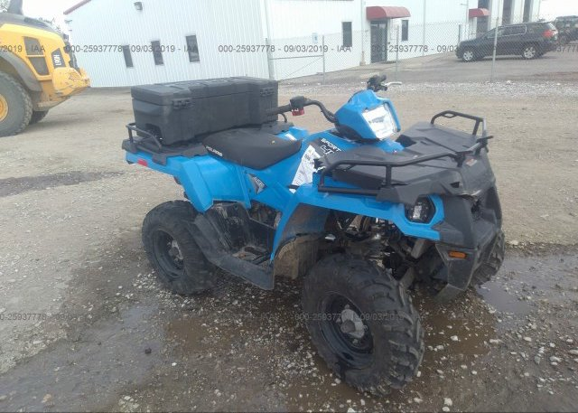 Inventory #134585385 2017 Polaris SPORTSMAN