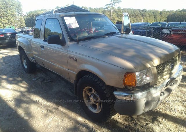 Inventory #170081135 2002 FORD RANGER