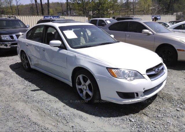 Inventory #370253432 2009 Subaru LEGACY