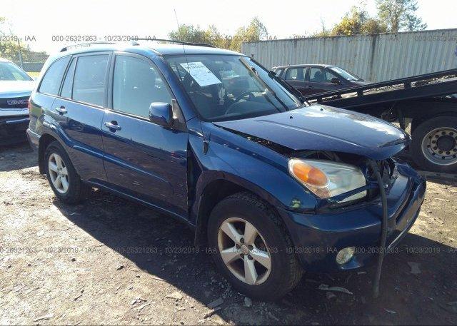 Inventory #201584991 2004 Toyota RAV4