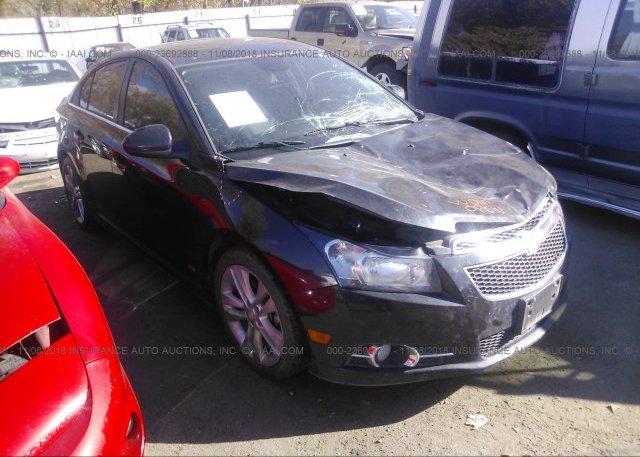 Inventory #190879088 2014 Chevrolet CRUZE