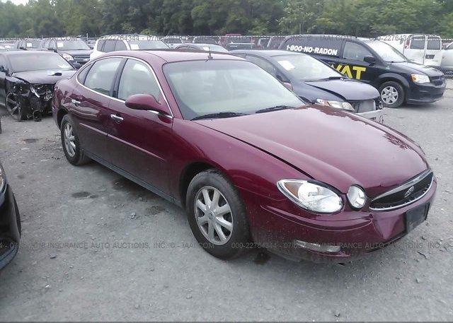 Inventory #245125523 2005 Buick LACROSSE