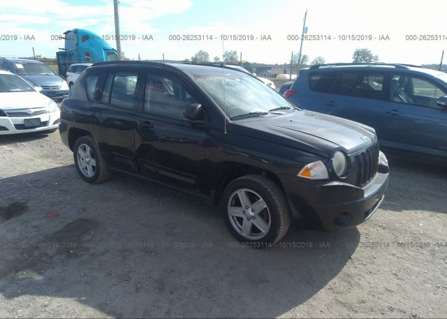 Inventory #594476440 2008 JEEP COMPASS