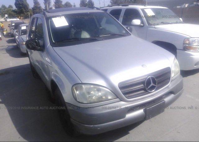 Inventory #153865772 1999 Mercedes-benz ML