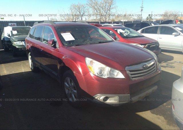Inventory #692383968 2011 Subaru OUTBACK