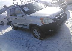 2002 Honda CR-V