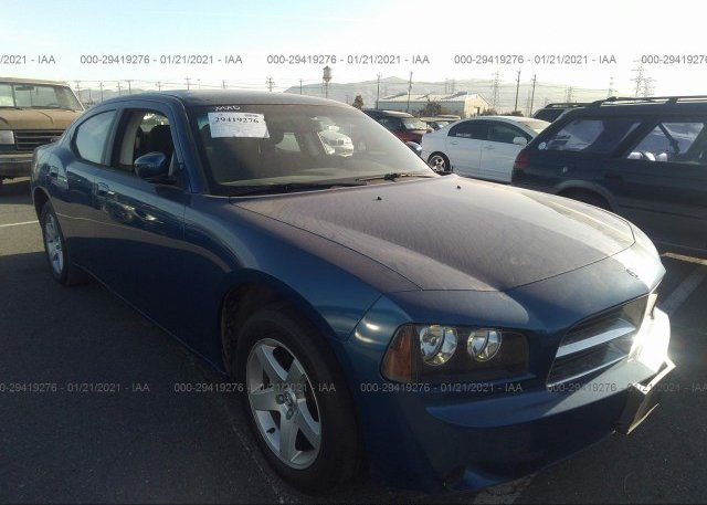 2B3CA4CDXAH144315 2010 DODGE CHARGER