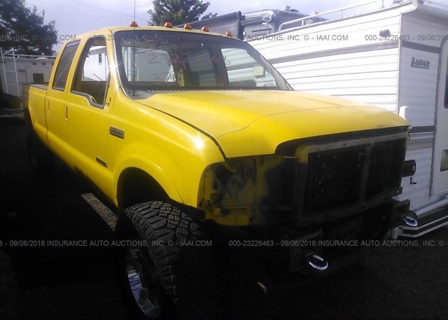 Inventory #328065731 2006 FORD F350