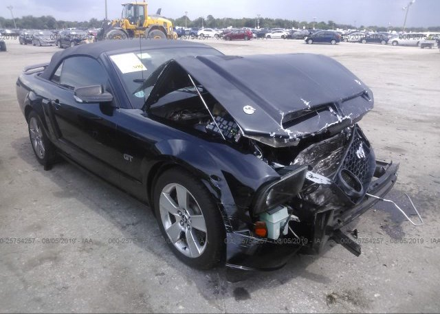 Inventory #926140636 2006 FORD MUSTANG