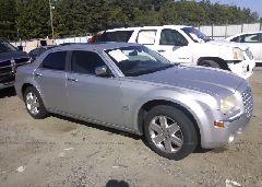 2006 Chrysler 300c - 2C3KK63H36H294946 Left View