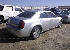 2006 Chrysler 300c - 2C3KK63H36H294946 rear view