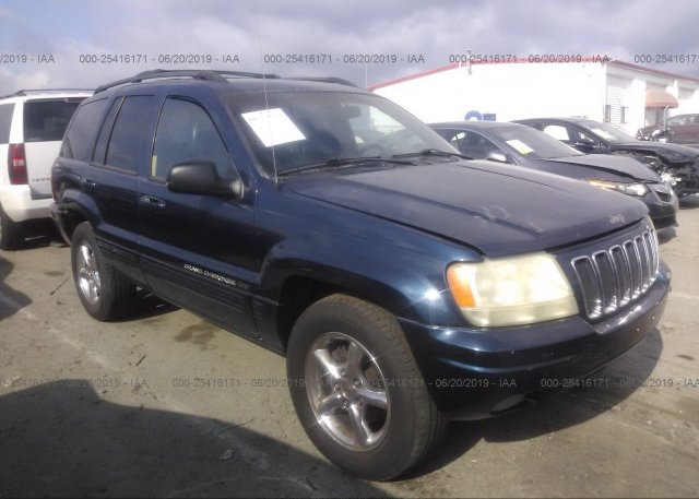 Inventory #575117616 2001 JEEP GRAND CHEROKEE