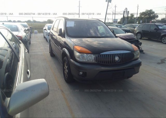 Inventory #810458692 2002 Buick RENDEZVOUS