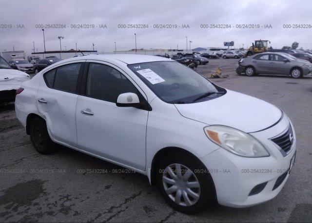 Inventory #426340062 2012 Nissan VERSA