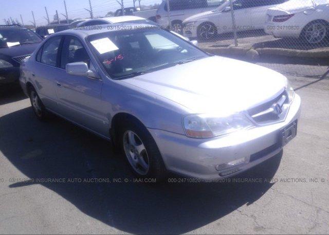 Inventory #362359800 2003 Acura 3.2TL