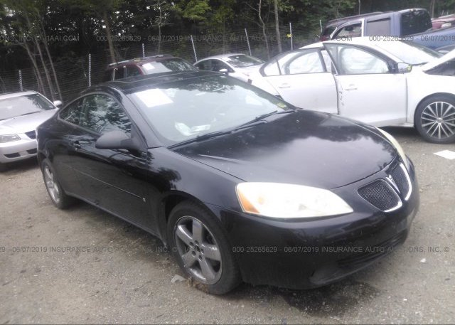 Inventory #260400139 2006 Pontiac G6