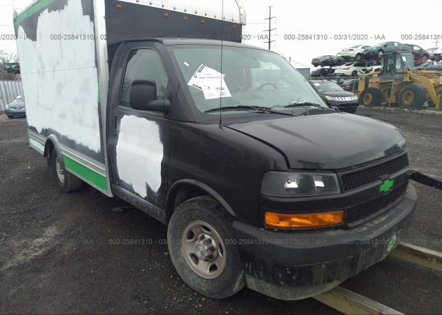 Inventory #205178510 2018 CHEVROLET EXPRESS G3500