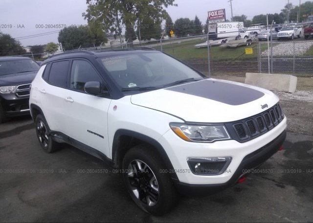 Inventory #884423499 2018 JEEP COMPASS