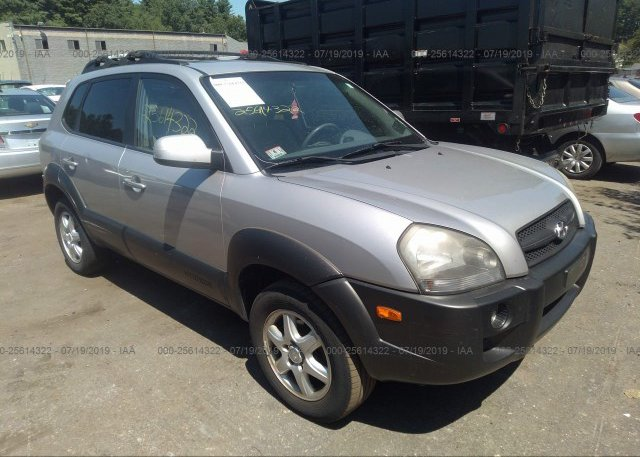 Inventory #564738871 2005 Hyundai TUCSON