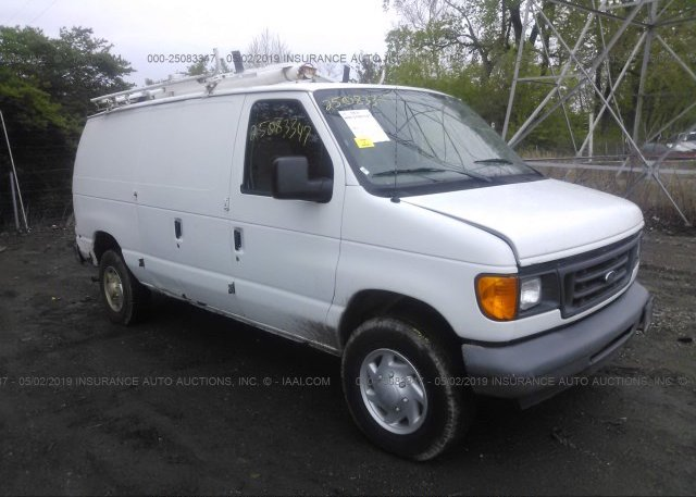 Inventory #548217303 2007 FORD ECONOLINE