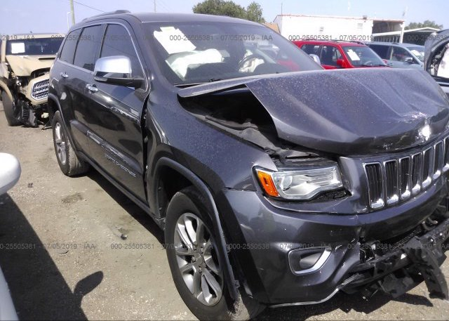 Inventory #715081765 2015 JEEP GRAND CHEROKEE