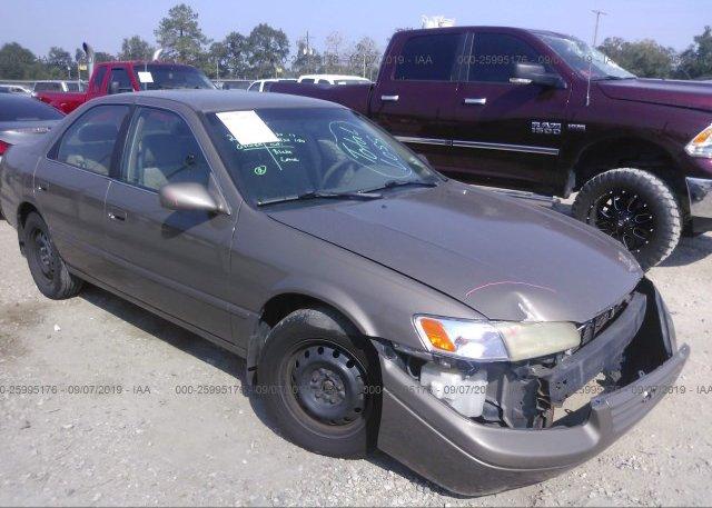 Inventory #745908154 1999 Toyota CAMRY