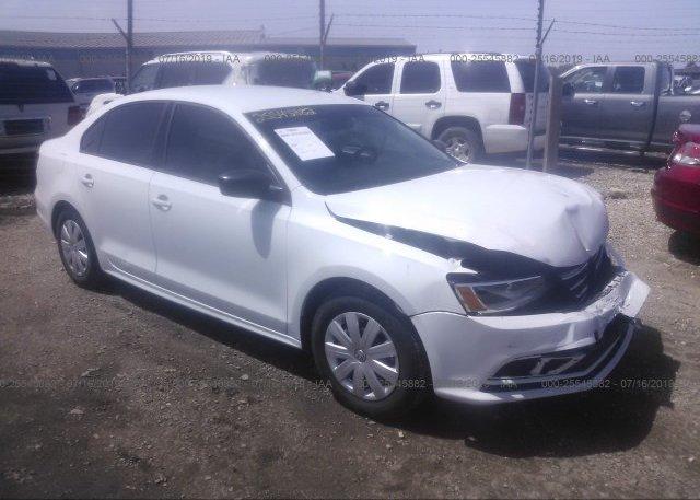 Inventory #938161532 2016 Volkswagen JETTA