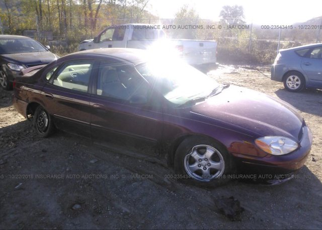 Inventory #188249104 2005 FORD TAURUS