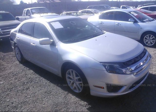 Inventory #412132050 2012 FORD FUSION