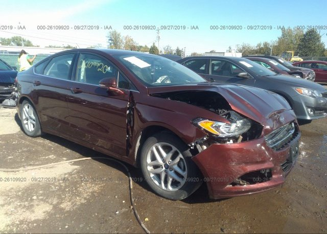 Inventory #317271768 2016 FORD FUSION